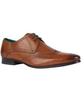 Albbin Wing Tip Shoes