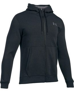 Threadborne Fleece Full Zip Training Hoodie