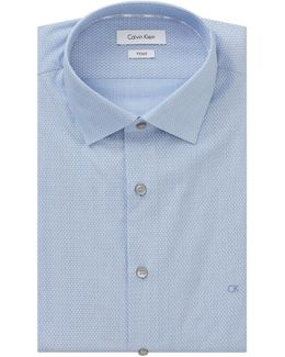 Cannes Dash Fitted Shirt