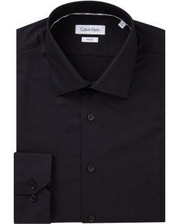 Poplin Fitted Shirt