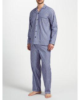 Rohini Satin Stripe Pyjamas