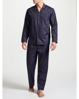 Premium Satin Stripe Pyjamas