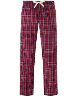 Bisley Poplin Check Lounge Pants