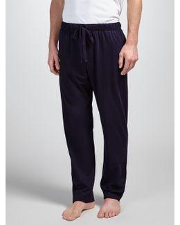 Jersey Cotton Pyjama Bottoms