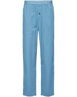 Martin Check Print Lounge Pants