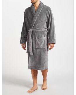 Sheared Fleece Robe