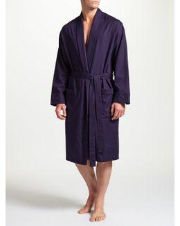 Premium Ditsy Cotton Robe