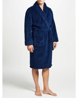 High Pile Fleece Robe