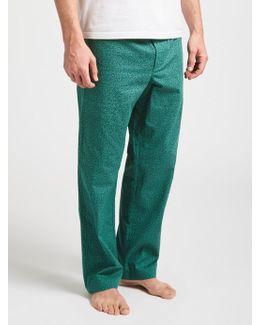 Jazzy Print Lounge Pants