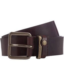 Katchup Leather Belt