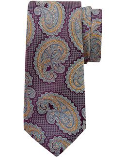 Penne Paisley Tie
