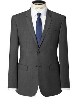 Tate Pindot Tailored Suit Jacket