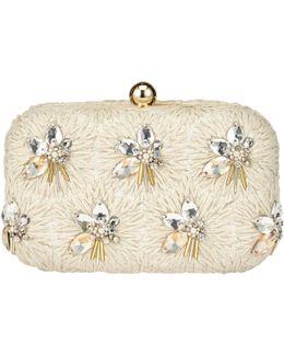 Bianca Bead Clutch Bag