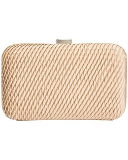 Stella Geo Box Clutch Bag