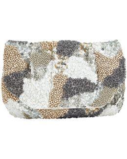 Jazzy Sequin Clutch Bag