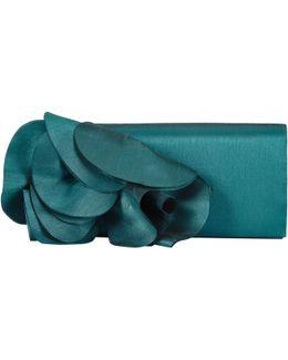 Cassie Corsage Clutch Bag