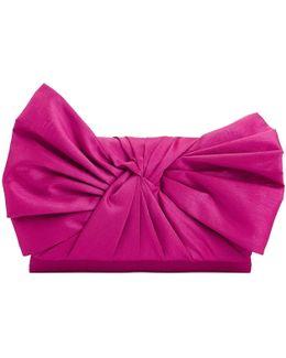 Rosita Bow Clutch Bag