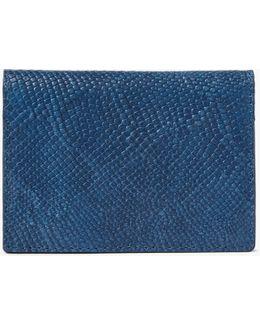 Khloe Leather Card Holder