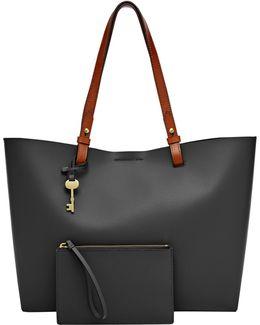 Rachel Leather Tote Bag