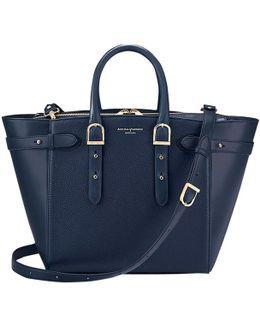 Marylebone Medium Leather Tote Bag