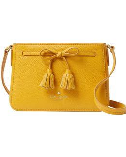 Hayes Street Eniko Leather Across Body Bag