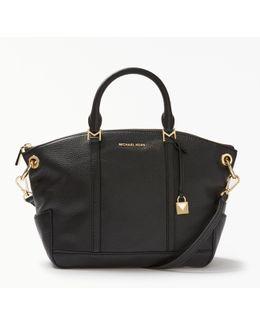 Beckett Leather Medium Grab Bag