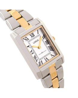 Rta03ax9 Women's Two-tone Bracelet Strap Watch