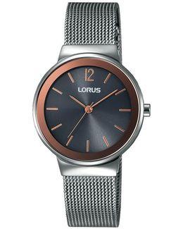 Rg251lx9 Women's Mesh Bracelet Strap Watch