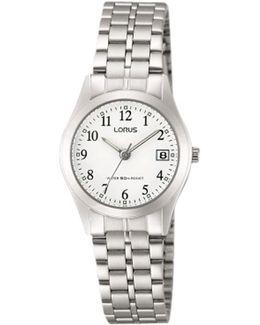 Rh767ax9 Women's Date Bracelet Strap Watch