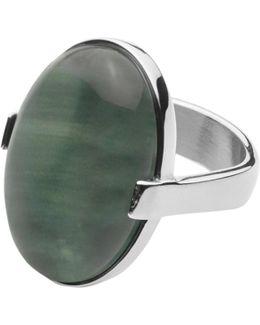 Dyrberg/kern Retro Gem Cocktail Ring