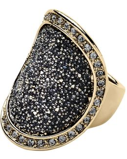 Dryberg Kern Carly Swarovski Crystal Ring