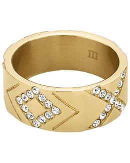 Dyrberg/kern Abey Crystal Ring
