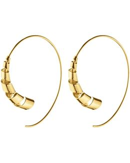 Dyrberg/kern Cora Twirl Earrings