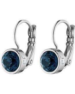 Dyrberg/kern Swarovski Crystals Hook Earrings