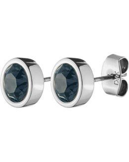Dyrberg/kern Noble Swarovski Stud Earrings