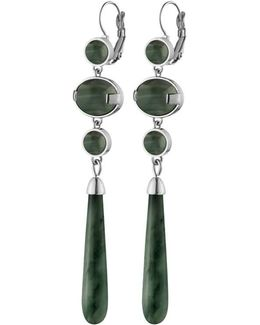 Dyrberg/kern Lindsey French Hook Earrings