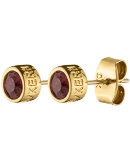 Dyrberg/kern Thelma Swarovski Stud Earrings