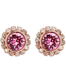Sully Swarovski Crystal Stud Earrings