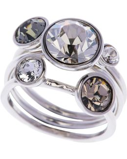 Jackie Jewel Clustered Ring