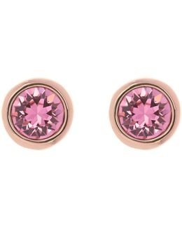 Sinaa Swarovski Crystal Stud Earrings