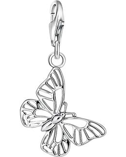 Charm Club Cut Out Butterfly Charm