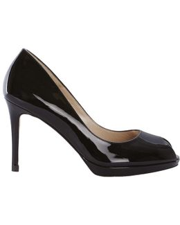 Peep Toe Stiletto Sandals