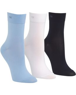 Light Touch Ankle Socks