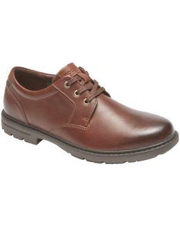 Tough Bucks Plain Toe Shoes