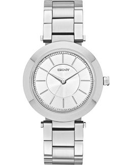 Ny2285 Women's Stanhope Stainless Steel Bracelet Strap Watch