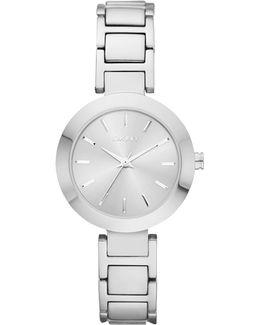 Ny2398 Women's Stainless Steel Stanhope Bracelet Strap Watch