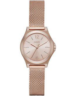 Women's Parsons Mesh Bracelet Strap Watch