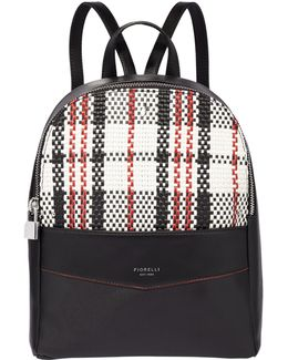 Trenton Backpack Graphic Mono