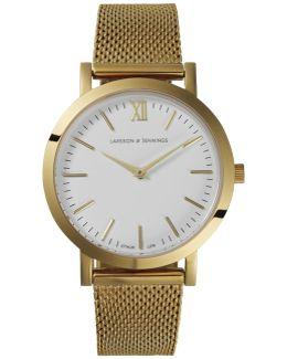Women's Lugano Bracelet Strap Watch
