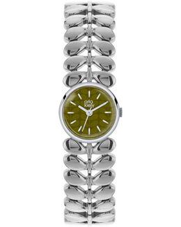 Women's Stem Bracelets Strap Watch